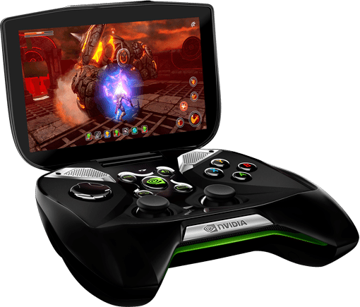 NVIDIA Shield projet android console