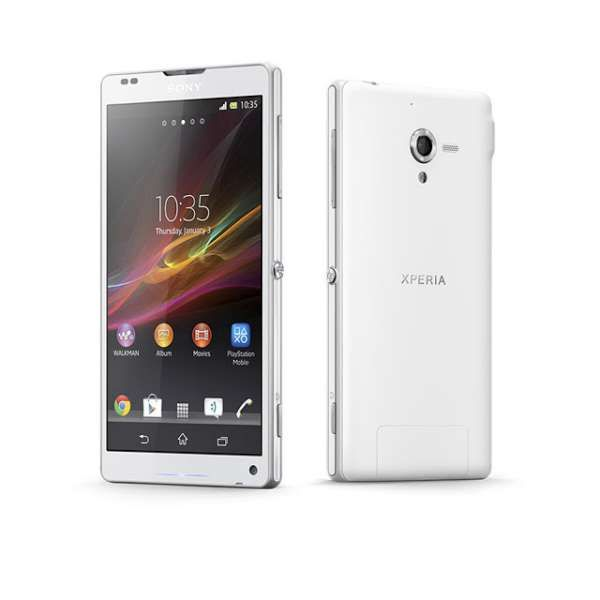 Sony Xperia ZL android
