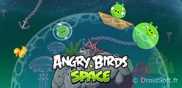 angry birds space android splash