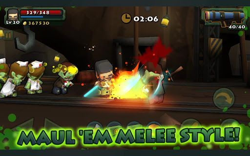 call of mini brawlers android
