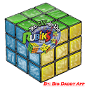logo 3D RUBIKS CUBE