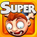 logo Super Falling Fred
