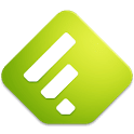 logo Feedly - Google Reader