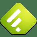 logo Feedly - Google Reader