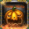 logo Crazy Party GO Locker Theme