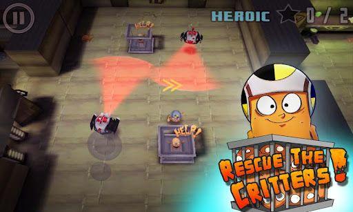 critters escape android jeu gratuit