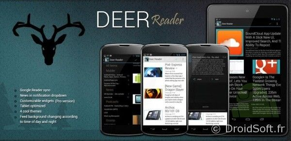 deer reader android