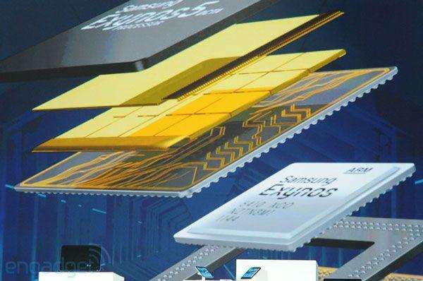 exynos 5 samsung processeur 8 coeurs