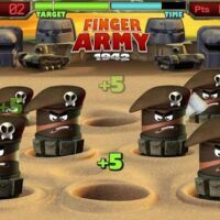finger army 1942 android