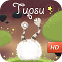 logo Tupsu-The Furry Little Monster