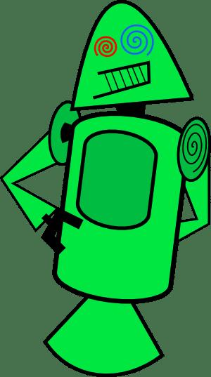 green dandroid