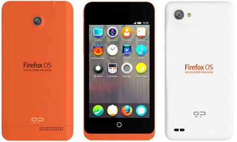 keon et peak firefox os smartphone