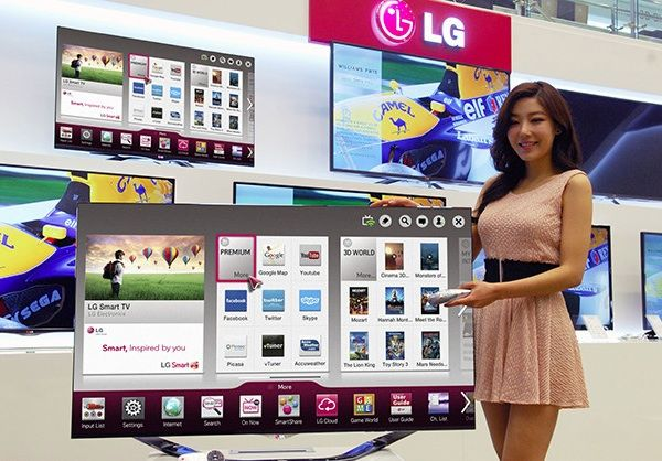 lg smart tv android
