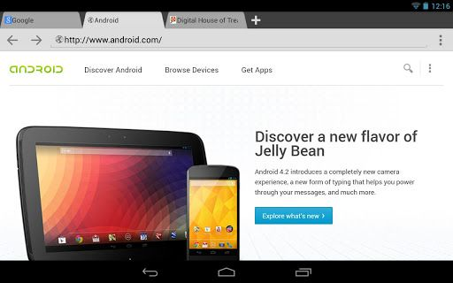 lightning browser android gratuit