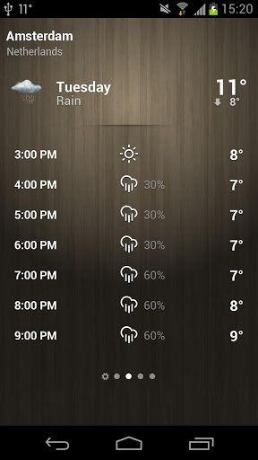 meteo weather 2 app gratuite android
