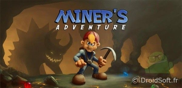 miner adventure android