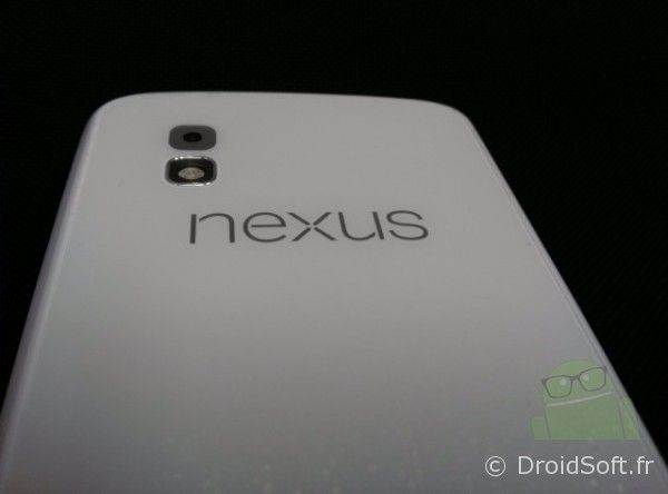nexus 4 blanc android google