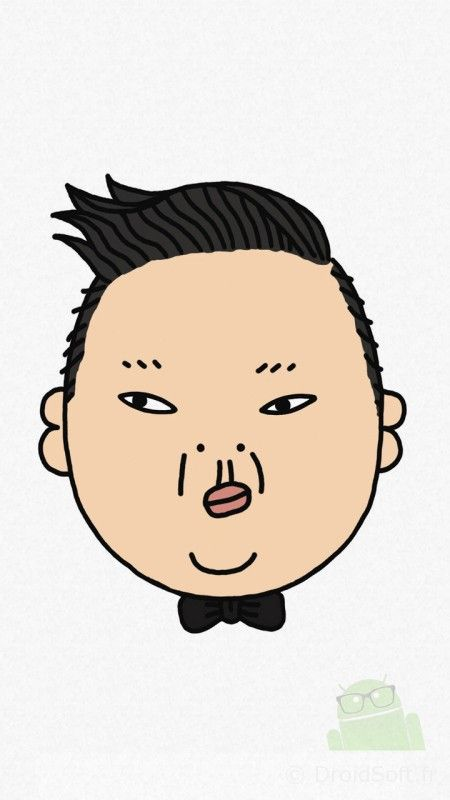 psy gangnam style wallpaper android S3