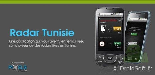 radars tunisie android