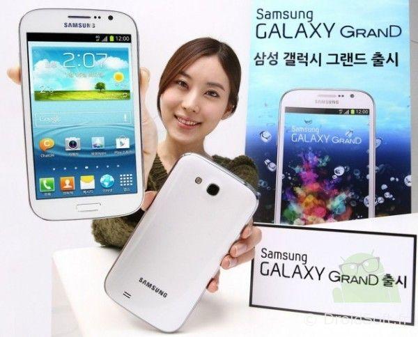 samsung galaxy grand android