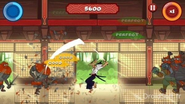 samurai beatdown android playstation gratuit