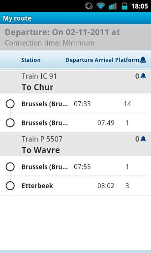 sncb android