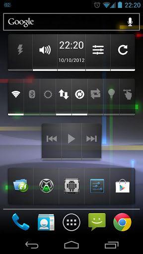 widgetsoid android