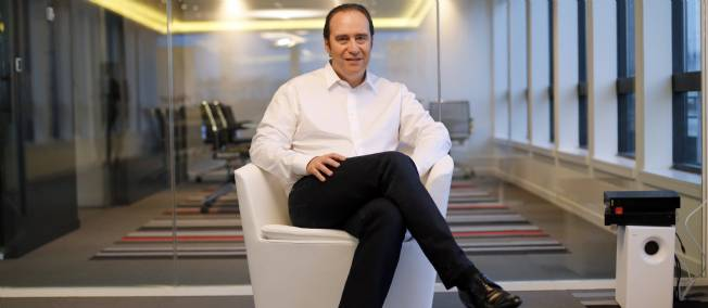 xavier niel free mobile interview