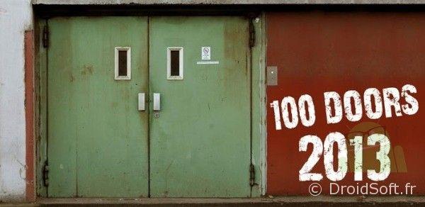 100 doors android soluces jeu