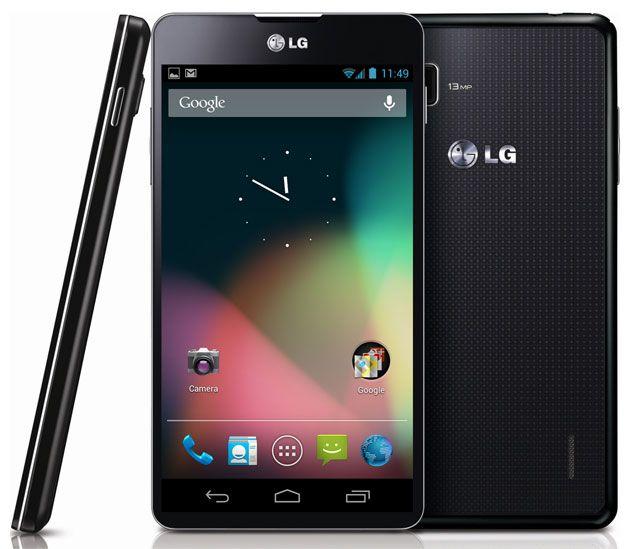 LG Optimus G europe