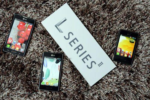 LG Optimus L Series 2 android