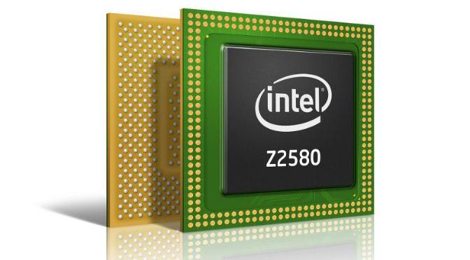 Nouvelles puces Intel