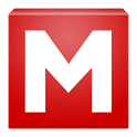 logo MEGA secure cloud for Android
