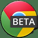 logo chrome beta