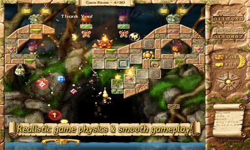 fairy treasure jeu android