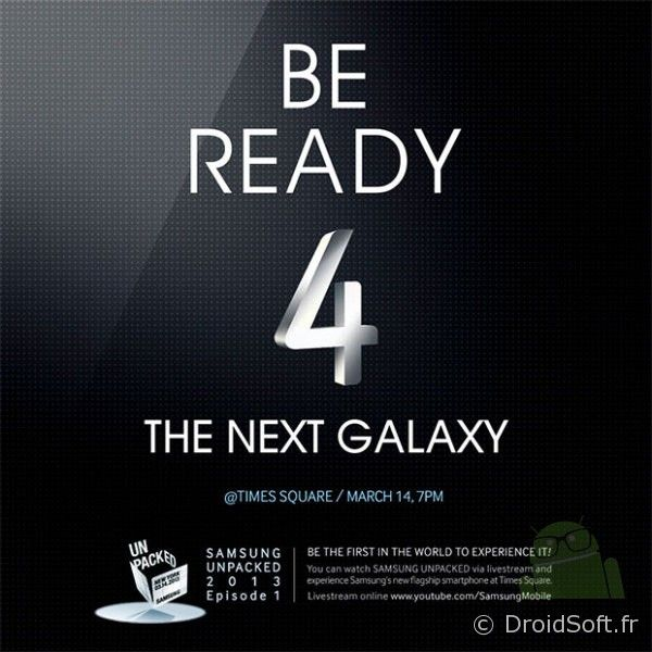 galaxy s4 dos