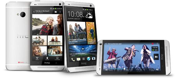 htc one smartphone android 2013