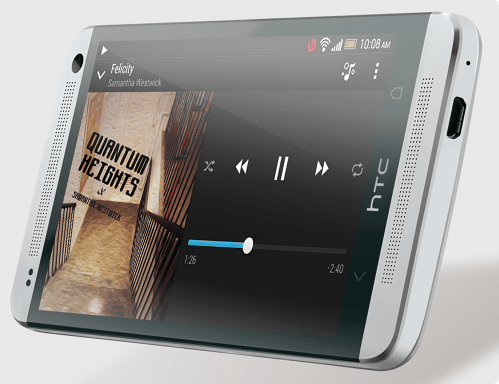 htc one soundboom