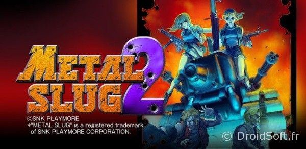 metal slug 2 android apk