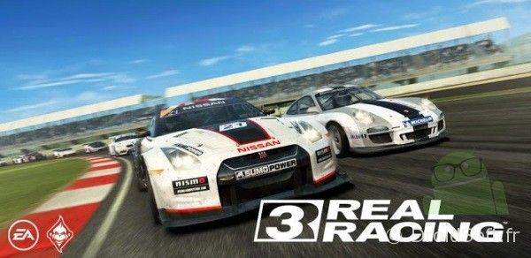 1 real racing 3 android gratuit