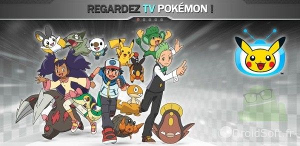 regardez les pokemon tv android