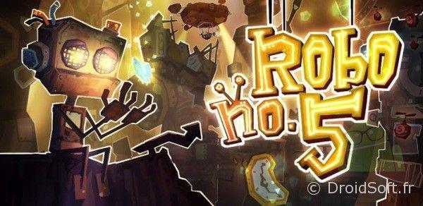 robo5 android jeu gratuit