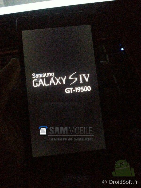 S4 galaxy gt-i9500