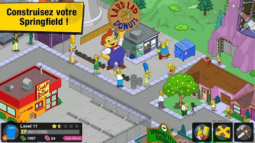 simpson springfiled android