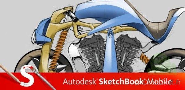 sketchbook mobile android app
