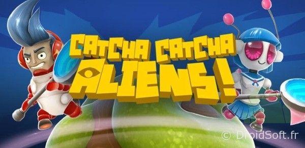 Catcha Catcha Aliens  jeu gratuit android