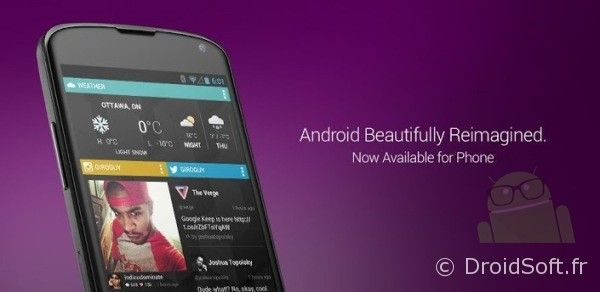 Chameleon Launcher for Phones android
