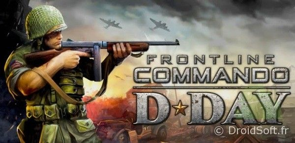 FRONTLINE COMMANDO- D-DAY android