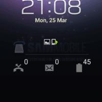 Home Galaxy S4 1