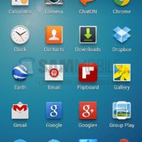 Home Galaxy S4 3